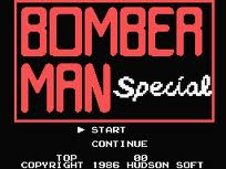 Bomber Man Special