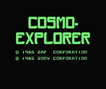 Cosmo Explorer