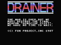 Drainer