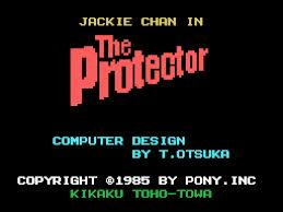 Jacki Chan in the Protector