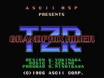 TZR Grand Prix Rider