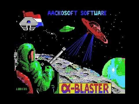 Space Shot - Alpha Blaster