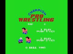 Wrestling Pro
