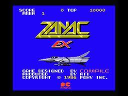 Zanac EX